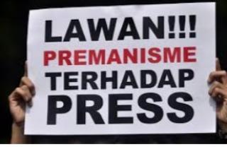 Ketua DPRD Lampung Utara Diduga Lakukan Penganiayaan Terhadap Wartawan,ini Tanggapan FPII Lampung