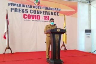 71 Jenazah Sudah Dimakamkan di TPU Tengku Mahmud Rumbai