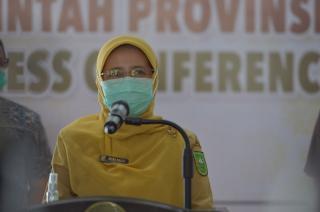 Update Corona Riau: Pasien Sembuh Bertambah 160, Kasus Baru Bertambah 129