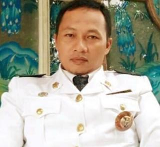 Penghulu Muara Kelantan Amir Optimalkan  Seluruh Warga Tersentuh Bansos Sembako Di Massa Pandemi