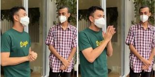 Raffi Ahmad ke Putra Sulung Syekh Ali Jaber: Kalau Ada Apa-Apa Boleh Telepon Aku