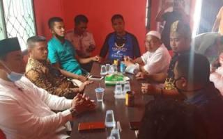 Sujarwo Anggota DPRD Siak Silaturahmi Dengan IW-SPS