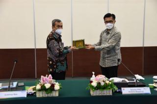 Riau Berpeluang Terima Hibah Triliunan Rupiah dari MCC Amerika Serikat