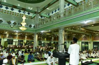 emkab Bengkalis: Sambut Tahun Baru Islam, Dengan Zikir, Doa Bersama dan Tabligh Akbar