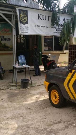 30 Guru Pesantren di Pekanbaru di Duga Keracunan