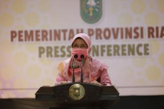 Riau Hari ini,Bertambah 303 Kasus Covid-19 di Riau, 72 Pasien Dinyatakan Sembuh