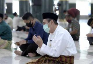 Gubri Syamsuar Sarankan Sholat Idul Adha di Masjid