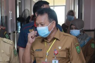 Selama Pandemi,Sudah 400 ASN dan THL di Lingkungan Pemrov Riau Terkonfirmasi Positif Covid 19