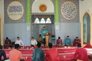 Bappeda Bengkalis Gelar Pengajian Sambut Idul Adha