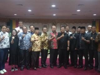 BK-&-Bapemperda- DPRD-DKI-Jakarta-Kunker- ke-DPRD-Riau