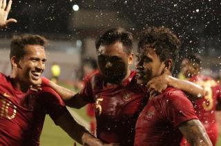 Gasak Laos, Timnas Indonesia U-23 Melenggang ke Semifinal