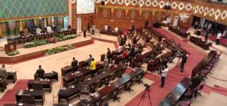 Pemprov Riau Sahkan Raperda Tentang Pembentukan dan Susunan OPD