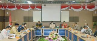 Bupati Terima Kunjungan DPRD Kabupaten Padang Pariaman