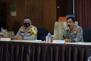 Kabaharkam Polri Komjen Agus Andrianto Senang Kapolda Riau Dapat Atasi Pencurian Minyak Mentah