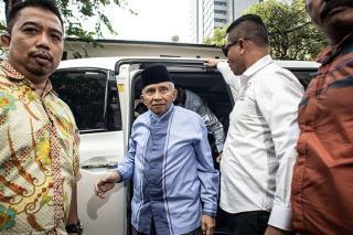 Amien Rais, Din Syamsuddin, dan Edi Swasono Gugat UU Penanganan Covid-19 ke MK