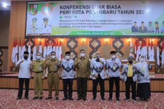 Wali Kota Apresiasi Inovasi PGRI Pekanbaru