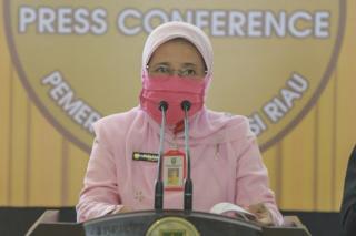 Pemprov Riau Sudah Distribusikan 9.660 Alat Rapid Test ke 12 Kabupaten Kota di Riau