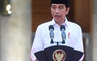 Resmikan Tol Kayu Agung-Palembang, Jokowi: Sekarang Bakauheni-Palembang Hanya 3,5 Jam Saja